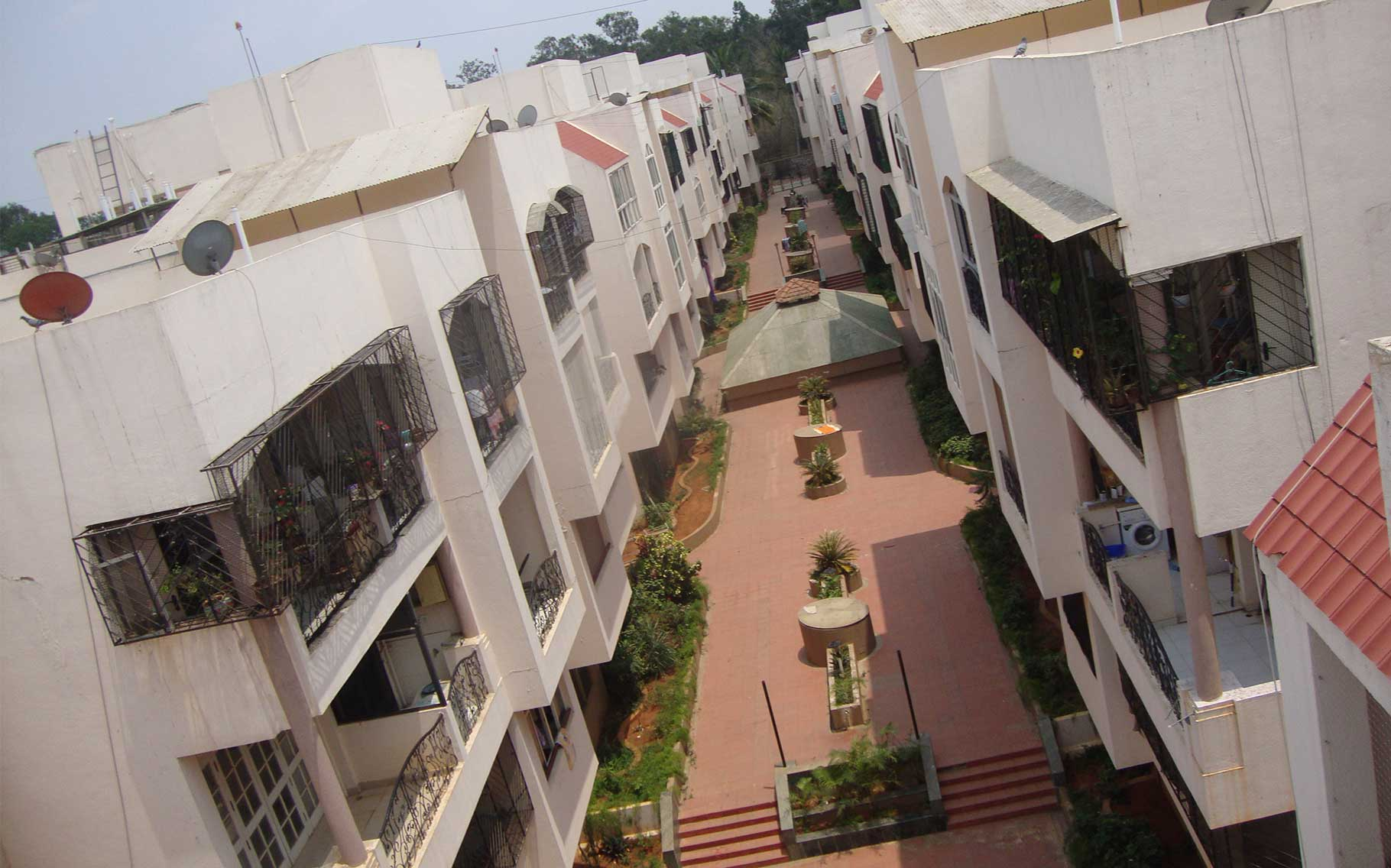 Apartments near JP Nagar