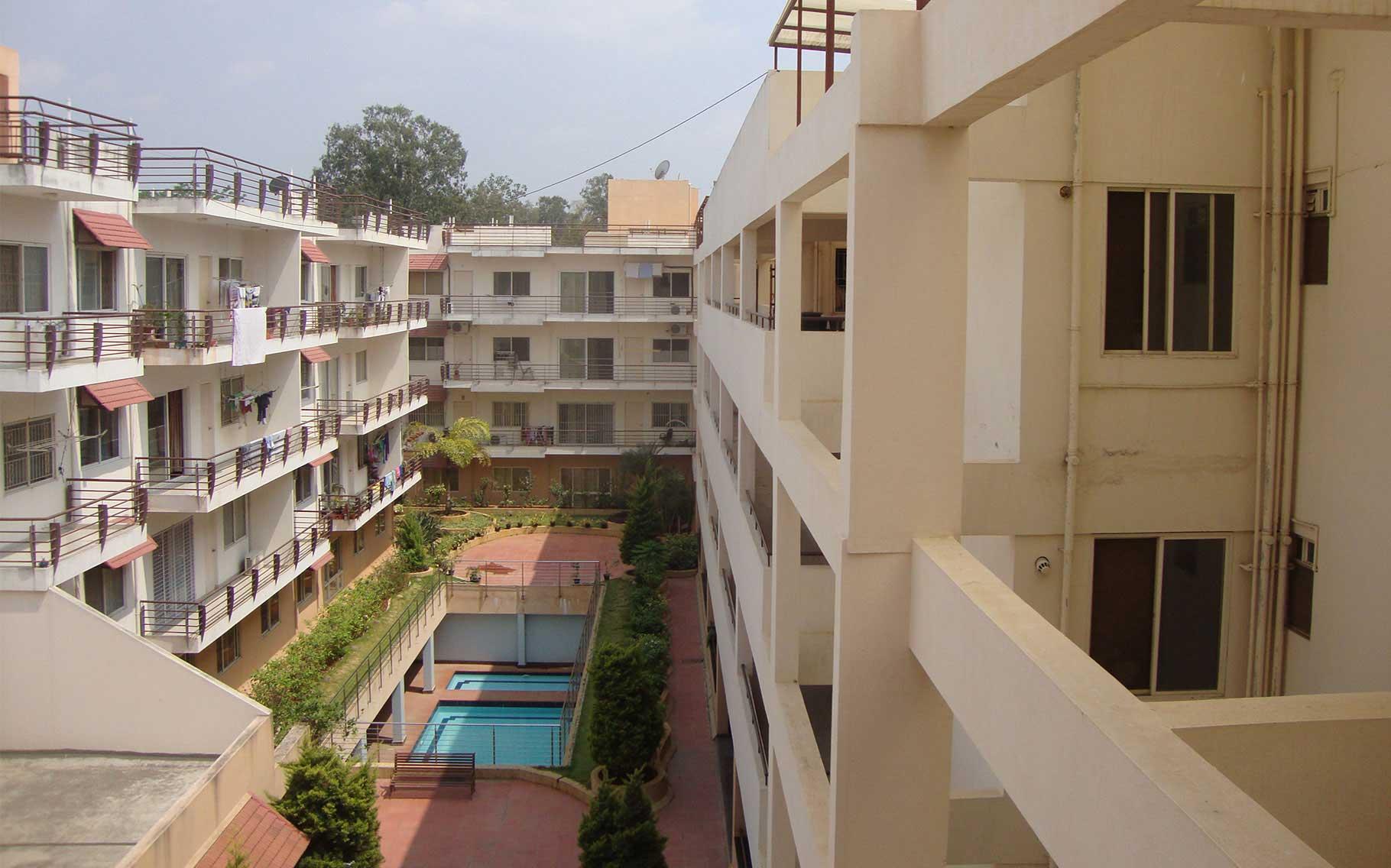 Flats near JP Nagar