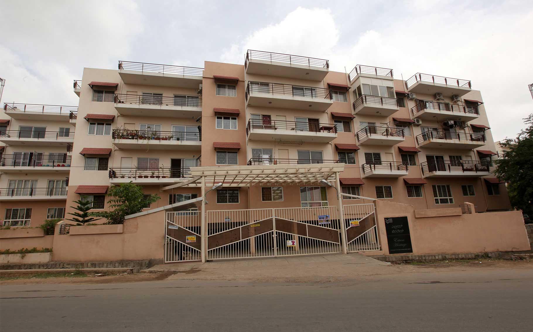 Apartments in JP Nagar